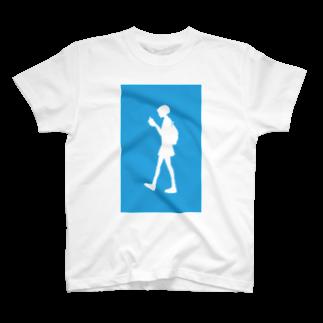 高瀬彩のJK:kayo 4 Tシャツ
