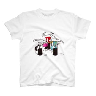 「しらず」 Tシャツ