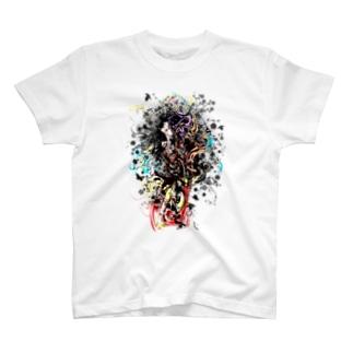 The_Hermit Tシャツ