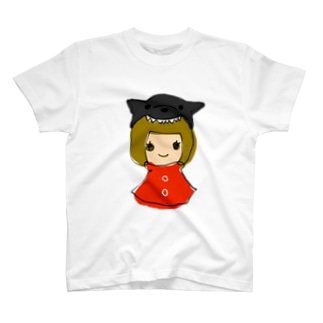 くーちゃんとわたし Tシャツ