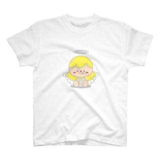 大天使ジョフィエルちゃん Tシャツ