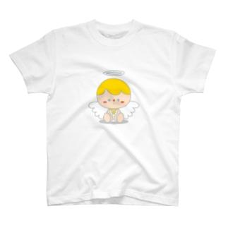 大天使ウリエルちゃん Tシャツ