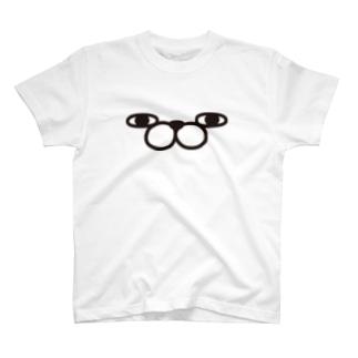 うさぎ100%ザフェイス Tシャツ