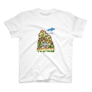 山旅漫画(4) Tシャツ