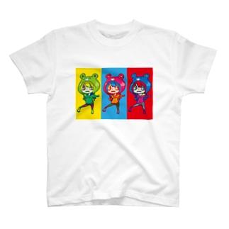 くまっこちゃん Tシャツ