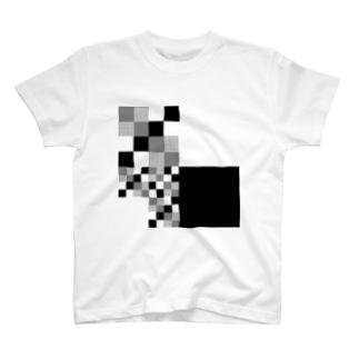 四角 Tシャツ