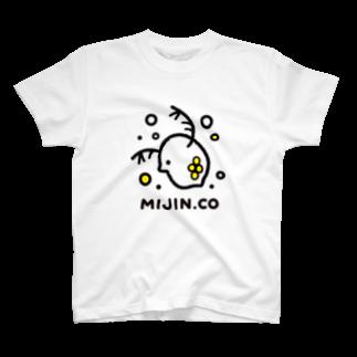 MIJIN.CO Tシャツ