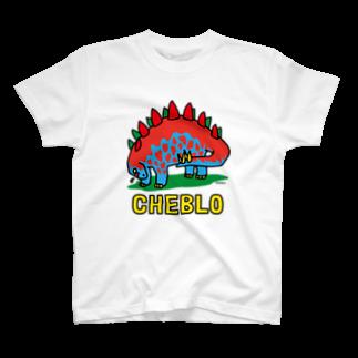 CHEBLOのザウリTシャツ