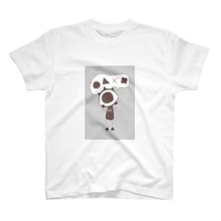 DRY EYE Tシャツ
