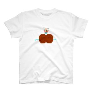 肉! Tシャツ