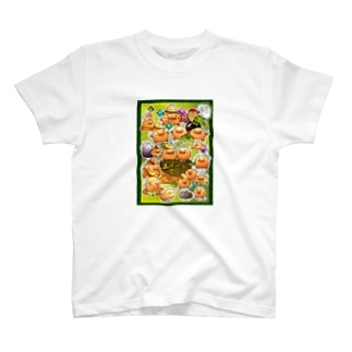 The world of Tsuchi-bockri Tシャツ