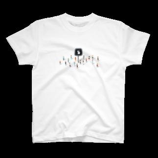 People Tシャツ