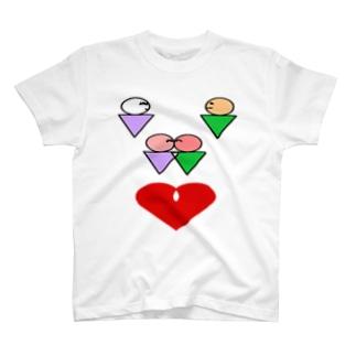 恋が生まれる Tシャツ