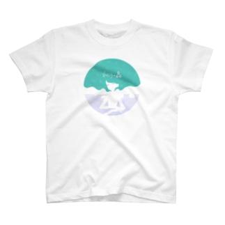ねむりの森のグッズ Tシャツ