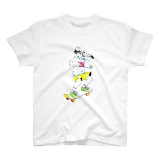 スケートボード Tシャツ