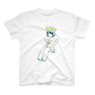 天使 Tシャツ