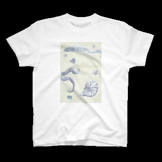 okanoxnekoのDiver's dream...Tシャツ