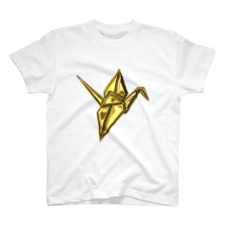 金鶴 Tシャツ