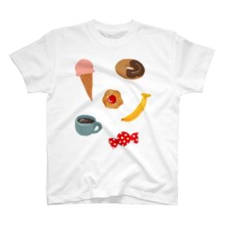 3時のおやつ Tシャツ