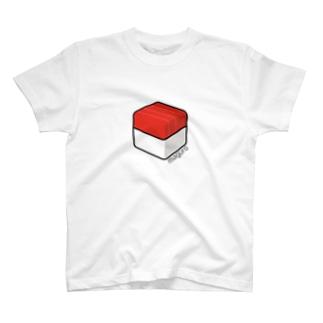 マグロキューブ Tシャツ