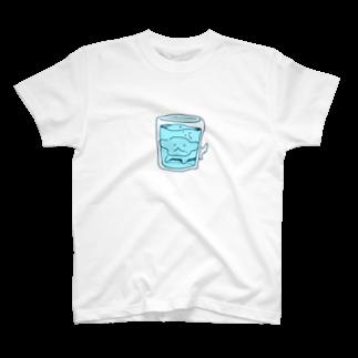 ぷくぷくいぬ Tシャツ