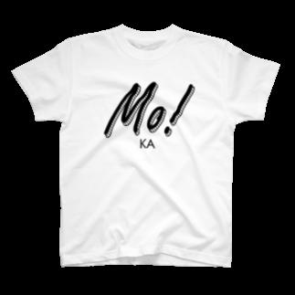tocaiのmoka Tシャツ