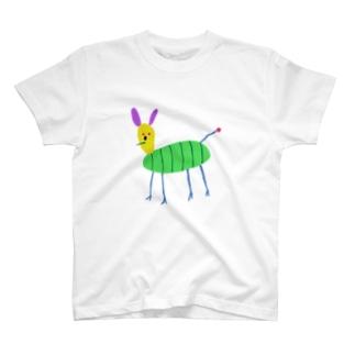 蚊 Tシャツ