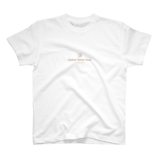 USS Official MerchのUnited Sweet Soul Logo#01Tシャツ