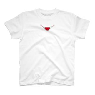 スイカのネックレス Tシャツ
