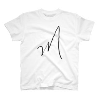 川 Tシャツ
