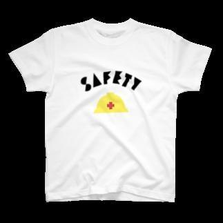 takeshitsuboiのSAFETYTシャツ