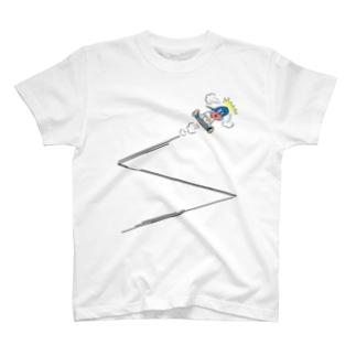 とんでけ! Tシャツ