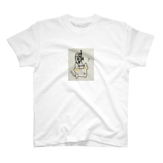 メロフォンねこさん Tシャツ