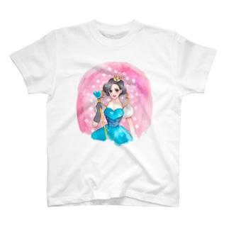 善きハートの女王 Tシャツ