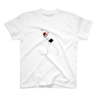 文武両道?➁ Tシャツ