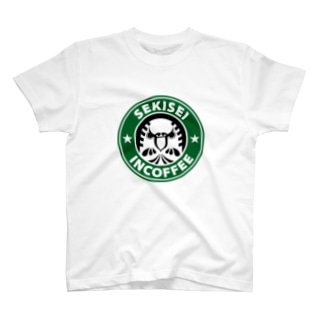 SEKISEI★INCOFFEE Tシャツ