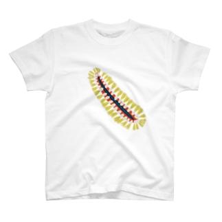 ウミケムシ Tシャツ