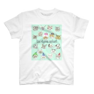 ニャン'ず/gr Tシャツ