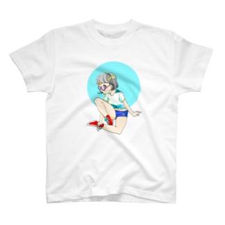 夏の子 Tシャツ