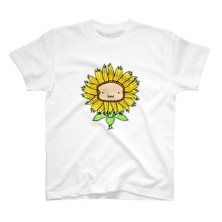 ひまわりーん Tシャツ