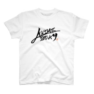 ANIME Splay [原点回帰ver] Tシャツ
