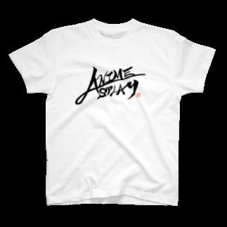 アニスプやさんのANIME Splay [原点回帰ver] Tシャツ