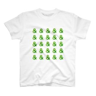 スナップアンドウ Tシャツ