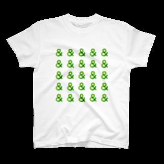 Tシャツ大好きっ子クラブのスナップアンドウTシャツ