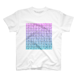 レオナのMojibake(Seapunk mix)Tシャツ