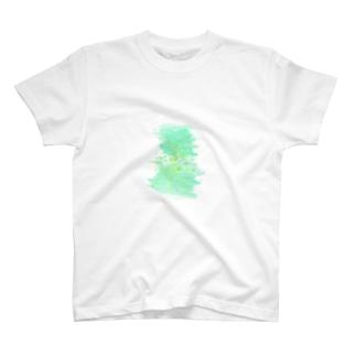 TextLogo - Paint Tシャツ