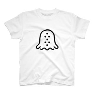 CREATIVE GHOST 733 Tシャツ