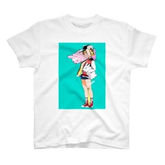 うさぎ Tシャツ