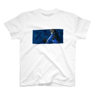 夜空 Tシャツ