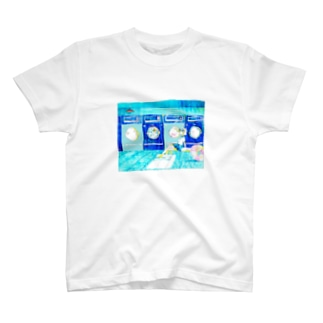 コインランドリー Tシャツ